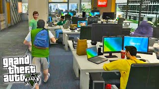 GTA 5 — Walkthrough Mission 8 [ Friend Request ]
