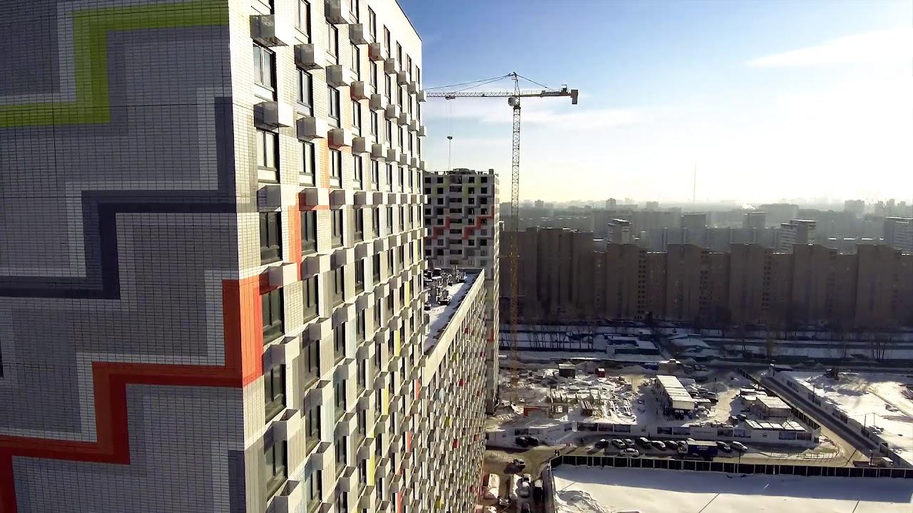 Showreel building construction объекты строительства