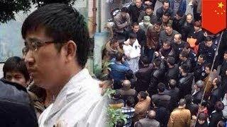 Китайского врача подвергли публичному остракизму за смерть пьяного пациента