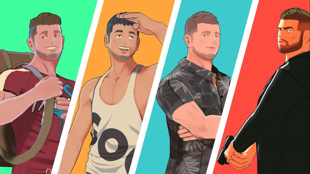 Hot gay games