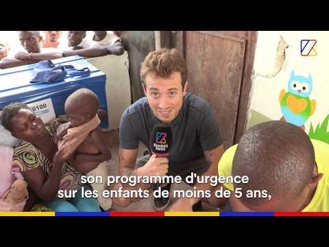 République démocratique du Congo : comment les dons récoltés au printemps dernier ont été utilisés