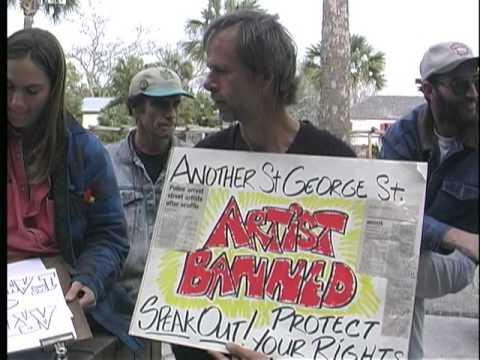 St. Augustine Street Saga II, Feb. 23, 1998