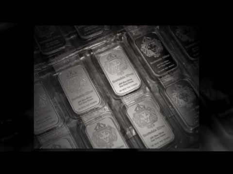 """One"" by Scottsdale Silver - 1 Oz Silver Bar"