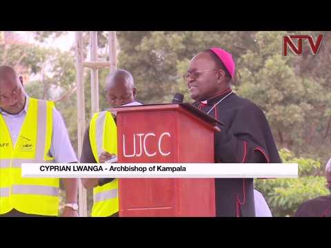 Archbishop Kizito Lwanga accuses security agencies of recruiting priests to spy on him