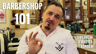 Barbershop 101: Tips from a Master Barber | The Distilled Man