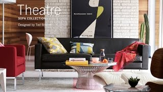 Learn how Design Within Reach makes a photo: the Theatre Collection.