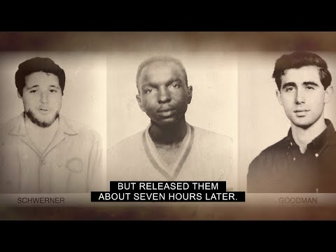 Aug. 4, 1964 - Freedom Summer Murders