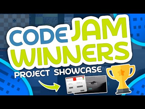 Showcasing Your Programming Projects - Code Jam Winners And Top Projects