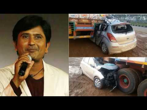 Anchor Chandan And Santoshi Dead In Car Accident Near Davanagere