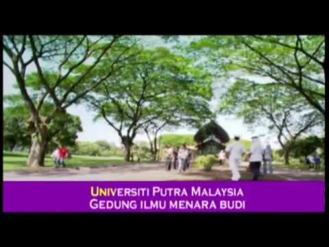 Putra Gemilang - Lagu Rasmi Universiti Putra Malaysia (UPM) [Video Terkini]