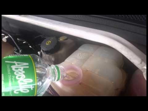 Diy Chevrolet Cruze Flush Coolant And Change Coolant Surge