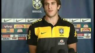 Bruno Uvini Capitão da Selecão Brasileira Sub-20