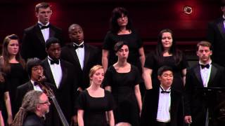 UNT University Singers - George Shearing: Songs and Sonnets