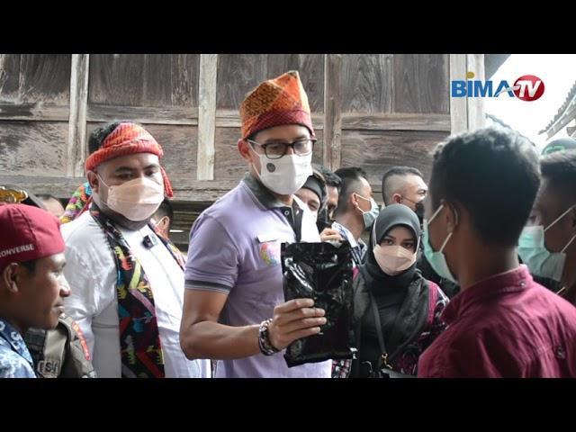 Sandiaga Uno: Bima Destinasi Wisata Baru di Indonesia