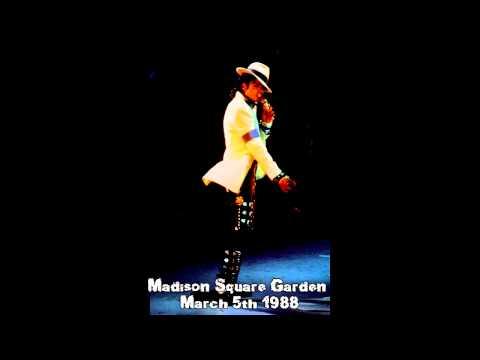 Michael Jackson - Smooth Criminal Bad Tour NYC 1988 HD AUDIO Remastered