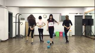 [MIRRORED] As One - Candy Ball dance practice