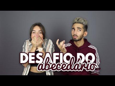DESAFIO DO ABECEDÁRIO c/ Angie Costa | Paulo Sousa