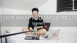 Look What You Made Me Do - Taylor Swift (cover) Karl Zarate