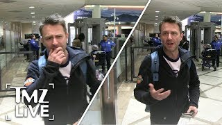Chris Hardwick Shelved by AMC After Sexual Abuse Claim | TMZ Live