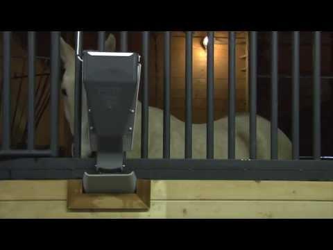 Barn Pros - IFeed Automatic Horse Feeder
