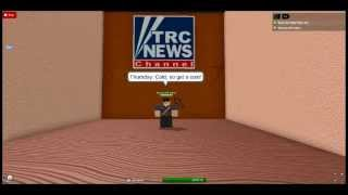 Roblox TRC News channel episode #1