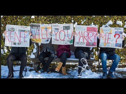 Wave Hill Surprise Proposal