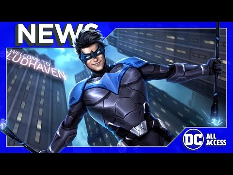 DC LEGENDS Gets Nightwing & Teen Titans + More News