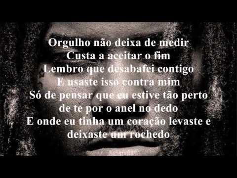 Nga - Amor É Uma Merda (ft.Drika) (Letra)(HD)
