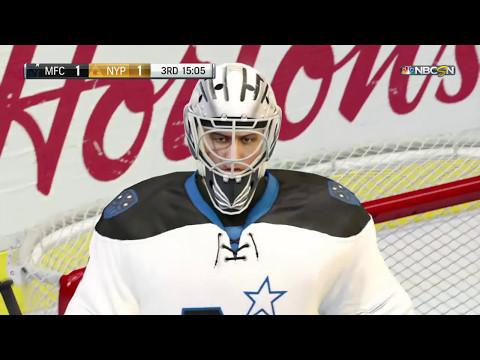 NHL® 17 EASHL 3v3 Club Game: NYP vs MFC