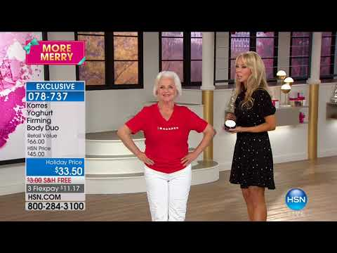 HSN | KORRES Beauty Gifts 10.04.2017 - 02 PM