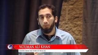 YM Intensive - Lessons from the Story of Musa (as) by Nouman Ali Khan