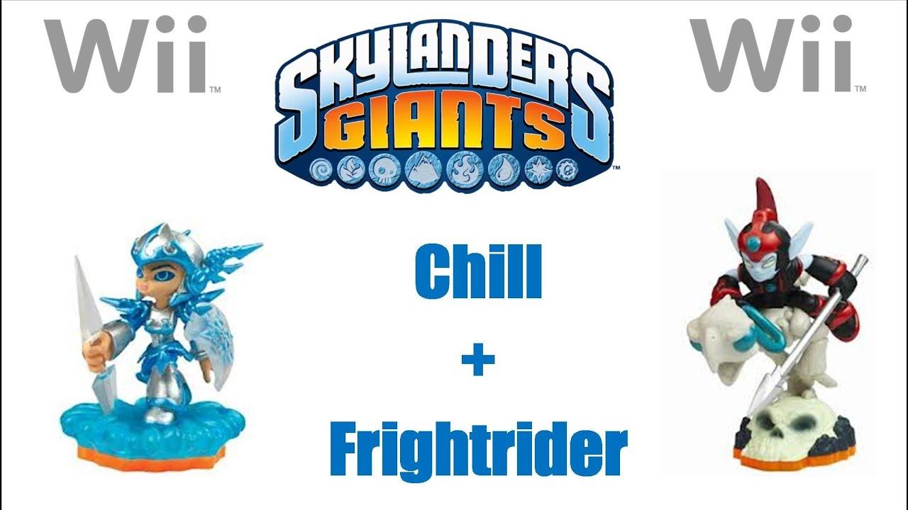skylanders giants wii spel