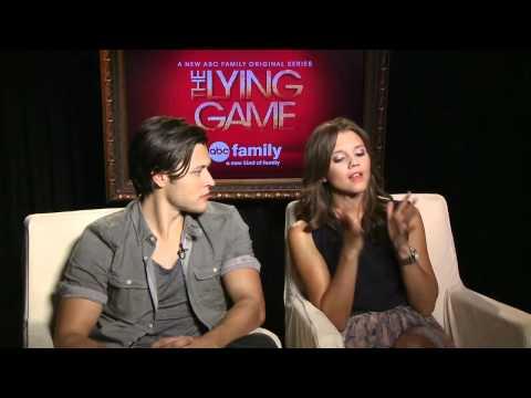 'The Lying Game's' Alexandra Chando & Blair Redford