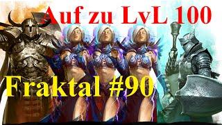 Guild Wars 2 HOT Fraktal 90