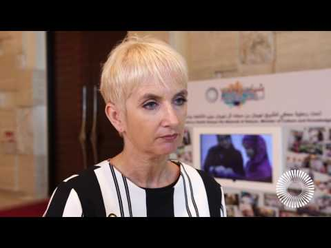 Clare Woodcraft, CEO - Emirates Foundation