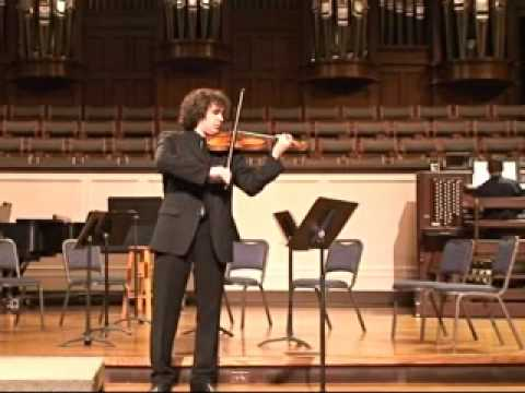 Albinoni  Adagio in GMinor, Vesselin Demirev, violin  dedicated to Ogi