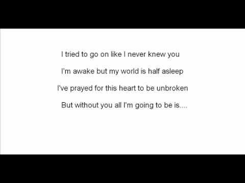 Incomplete by Backstreet boys+lyrics.wmv