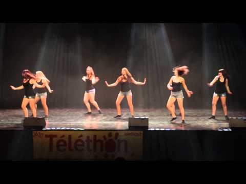 Danse pour le téléthon - Keisha Tik Tok- Pontcharra