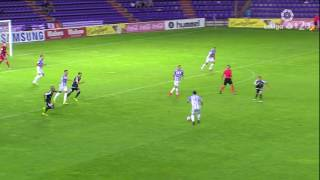 Resumen de Real Valladolid vs Real Oviedo (1-0)