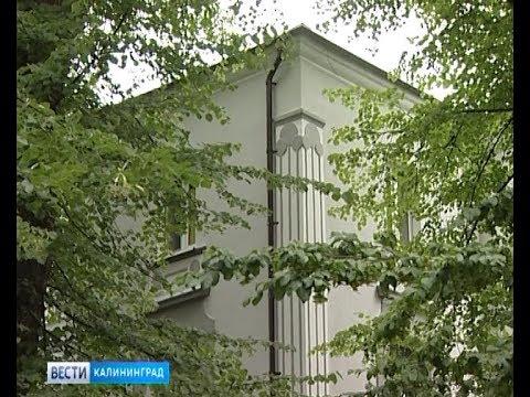 Дом №4 на улице Адмиральской комплексно отремонтирован