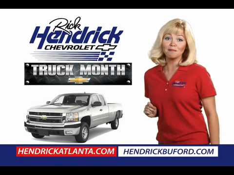 Rick Hendrick Chevrolet Youtube