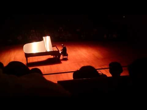 Fou Ts'ong plays Chopin Ballade No.4 Op.52