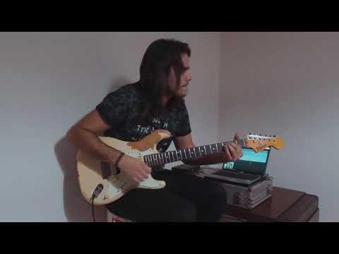 Delaet guitar show 2018 - matheus campos