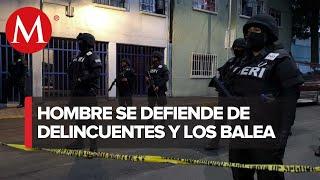 Balacera en la Ciudad de México deja un muerto y 5 heridos
