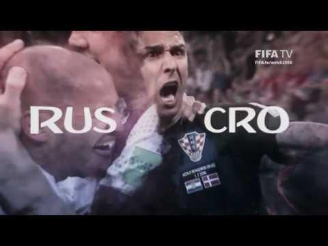 Russia v Croatia - PROMO!