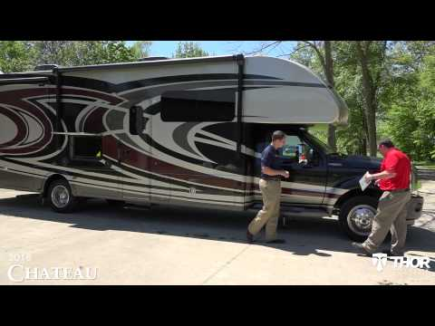 2016 Chateau Super C Motorhomes from Thor Motor Coach