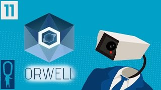 Orwell Game - Gameplay Episode 3 Unperson - Part 11 - Episode 3 ENDING