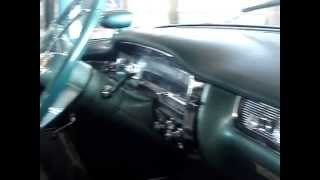 1954 CADILLAC SERIES 62 SEDAN  --  MORE MASSIVE, MORE HEAVIER