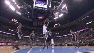Top 10 dunkers in the nba - #4: j.r. smith