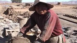 Subempleo en Arequipa: Fabricacion de Ladrillos